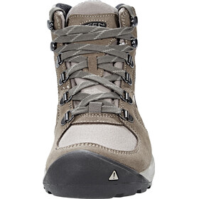 Keen Westward Mid WP Shoes Women Almond/Mist